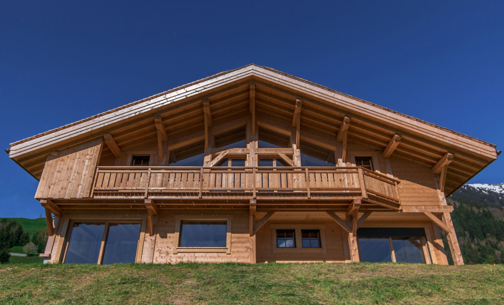 Location de chalet en Beaufortain. Le chalet Frison