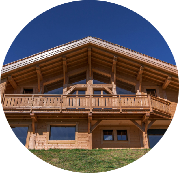 Location de chalet en Beaufortain. Chalet Frison location chalet complet